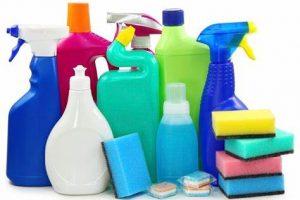 Detergent & Cleaning Liquids